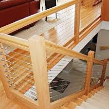 steel cables staircase railing 14 ideas to elevate your home