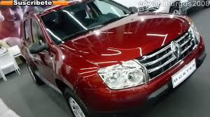 renault duster 2013 renault duster 2013 colombia video de carros auto show medellin