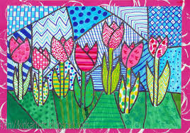 romero britto kids artists in the style of romero britto