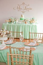 lavender and mint green baby shower decorations ideas about mint
