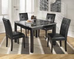 Affordable Furniture Warehouse Texarkana by Ashley Furniture Alyssa 5 Piece Round Dining Table U0026 Side Chair