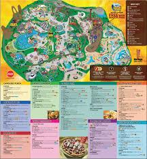 Dc Comics Map Park Maps