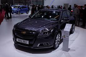 file chevrolet malibu mondial de l u0027automobile de paris 2012