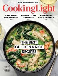 cuisine maghr饕ine cooking light magazine subscription discount magazines com