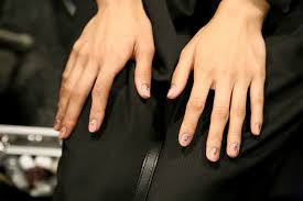 nail ideas from new york fashion week spring 2014 that look more