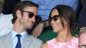 pippa middleton and james matthews were stylish wedding guests