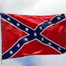 Florida Flag History After Protest Third National Confederate Flag In Marion County
