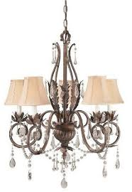Crystal And Bronze Chandelier Top 5 Bronze Chandeliers Ebay