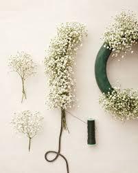 diy baby u0027s breath wedding garland elizabeth anne designs the