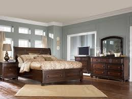 porter king sleigh bed item series b697 ogle furniture