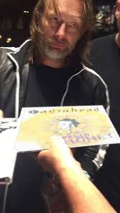 Thom Yorke Meme - hey man can you sign this for my mom radiohead