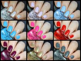 opi alice through the looking glass collection live swatch