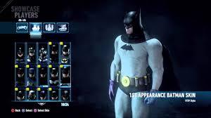 batman costumes batman arkham knight all batman costumes and batmobile dlc skins