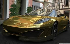 golden ferrari with diamonds ferrari wallpaper golden u2013 best wallpaper download