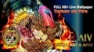 turkey on lwp hd thanksgiving live wallpaper by alv dato