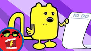 fredbot children u0027s cartoon wow wow wubbzy