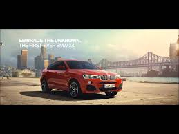 bmw comercial playdis the wave bmw x4 commercial length