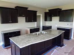 furniture dark kitchen cabinets with under cabinet lighting and