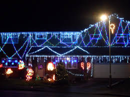 Christmas Lights House by London House Christmas Lights Display Youtube