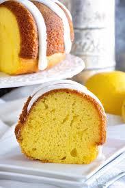 lemon bundt cake with lemon frosting julie u0027s eats u0026 treats