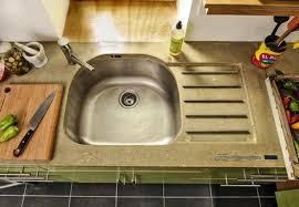 How To Make A Concrete Sink For Bathroom How To Make Diy Concrete Countertops Bob Vila