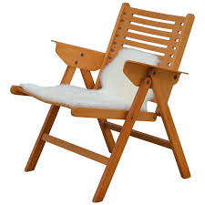 iconic chairs iconic vintage folding rex lounge chair by niko kralj for sale at