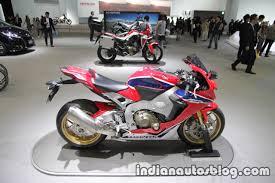honda cbr1000rr sp u0026 honda cb1100 ex at 2017 tokyo motor show