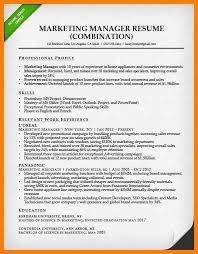 14 marketing resume examples informal letters