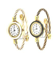 bracelet chain watches images Buy 2 elegant bracelet watches for women online best prices in jpg