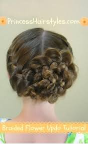 Fancy Hairstyles For Little Girls by 49 Best Kids Updos Images On Pinterest Hairstyles Braids And