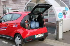 siege autolib autolib lance des utilitaires en auto partage