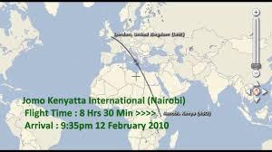 Google Maps Buenos Aires Kincardine To Kenya Air Travel Toronto London Nairobi Kisumu