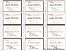 wedding registry cards 27 images of template for wedding registry inserts helmettown
