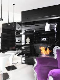 48 black and white living room ideas monochrome interior white