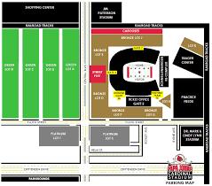 rutgers football parking map question from a clemson fan cardinalsports com