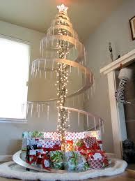 spiral christmas tree 18 almost christmas tree ideas live diy ideas