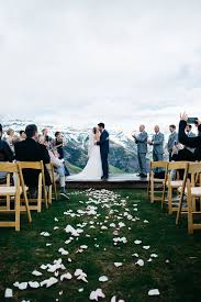 Weddings In Colorado Brie And Tyler U0027s Colorado Wedding In The Snowy Mountains By