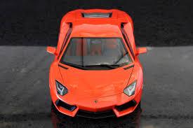 orange sports cars autoart 1 18 lamborghini aventador lp700 4 orange on dione