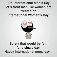 Womens Day Meme - dopl3r com memes on international mens day lets treat men like