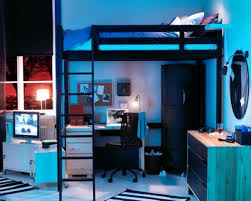 Bunk Bed With Desk Ikea 29 Best Loft Bed Images On Pinterest Bedroom Ideas At Home And