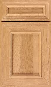 Recessed Panel Cabinet Doors Cabinet Finish On Quartersawn Oak Decora