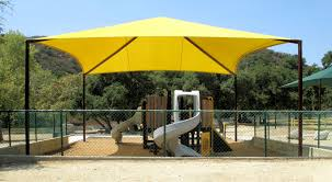 Gazebo With Awning And Playground Shade Superior Awning