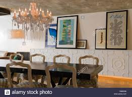islamic art with arabesque shapes in dining room with u0027ruban