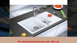 spüle küche granit küchen einbau auflage spüle doppel spülbecken 800x945mm