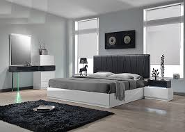 Modern Bedroom Collections Modern Platform Bed Collection