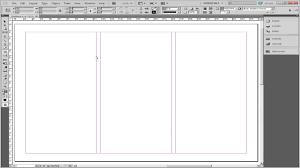 adobe indesign tri fold brochure template how to make a brochure in adobe indesign