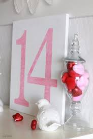 Ideas For Homemade Valentine Decorations by 32 Easy Valentine Decor Ideas Diy Joy