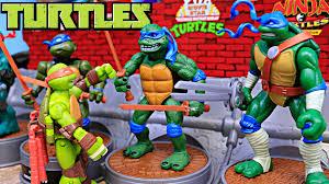 teenage mutant ninja turtles history lesson tmnt classic