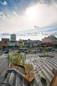 Urban Landscape Design by He Bin Hua Yuan Landscape Architecture Cicada Ideas For