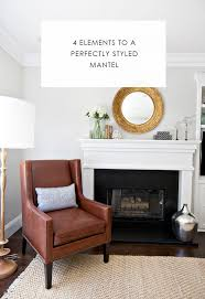 4 elements to a perfectly styled mantel u2014 studio mcgee